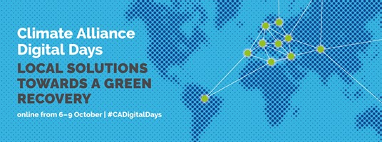 Climate Alliance Digital Days - Main session registration
